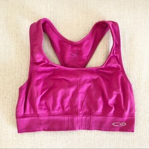 Pink Sports Bras Small